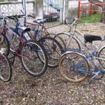 Bicicletas de paseo, bicicletas de montaña